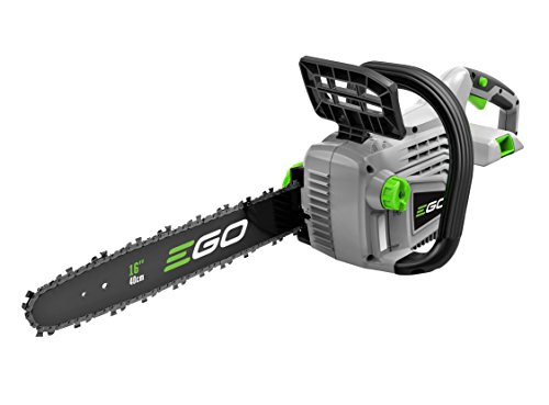EGO Power+ CS1600 56V Li-Ion Cordless 16'' Brushless Chain Saw Bare Tool by EGO Power+ (Image #1)
