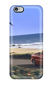 For Iphone Case, High Quality 2004 Volvo C70 Convertible For Iphone 6 Plus Cover Cases