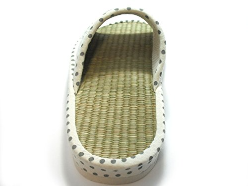 KNP26032ST with Slippers Wide House Arch Slippers Width Bamboo Print White Pig SzSgq