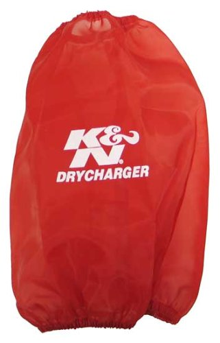 K&N RC-5046DR Red Drycharger Filter Wrap - For Your K&N RC-5046 Filter