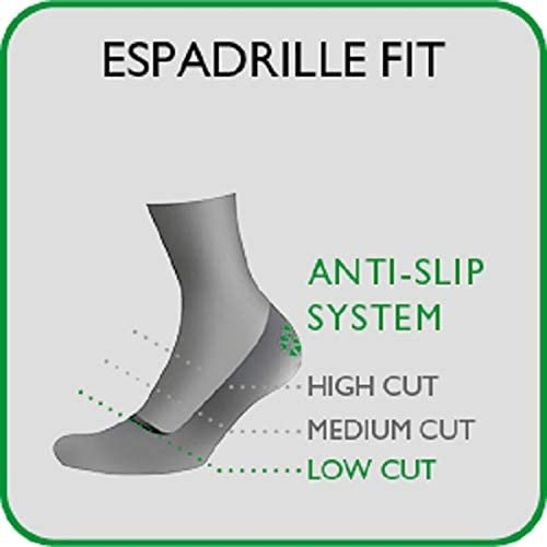 Falke Men Step Invisible No Show Anti-Slip Sock// liner Size UK 8.5//9.5 43-44