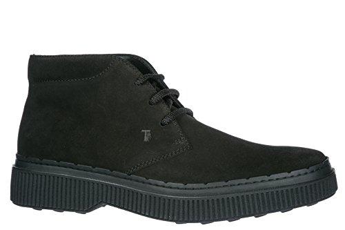Tods Botines Zapatos EN Ante Hombres Nuevo Gris EU 41 XXM56A00D80RE0B603