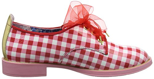 Red Femme Irregular White Choice Dreamy Rouge C Derbys Day wwTqYC