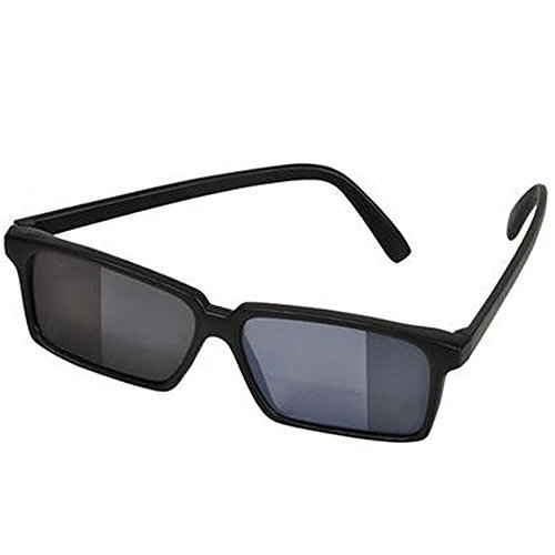 Sunglasses Rear Mirror View Rearview Behind Spy Sunglasses pk of - Mirror View Rear Sunglasses