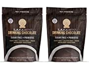 Indulge your chocolate cravings with Lakanto Sugar-Free, Probiotic Drinking Chocolate. Our specialty cocoa exhibits unique color and flavor characteristics that come from the world's finest cocoa beans. Our blend is sweetened to perfection with LAKAN...