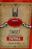 Szeged Sweet Paprika Seasoning Spice