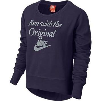Nike Ru vintage original crew - Punto deportivo: Amazon.es: Deportes y aire libre