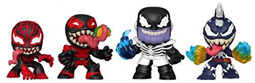 Funko Mystery Minis: Marvel Venom, Multicolor