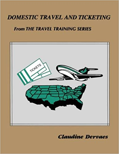 Domestic Travel and Ticketing From the Travel Training