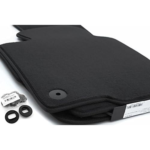 Tapis de sol VW PASSAT B6B73C CC tous les modèles d'origine qualité Tuning Tapis de voiture en velours 4pièces