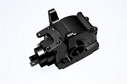 Axial Yeti (AX90026) & Yeti Score (AX90050) Upgrade Parts Aluminum Front Bulkhead - 1 Set Black ()