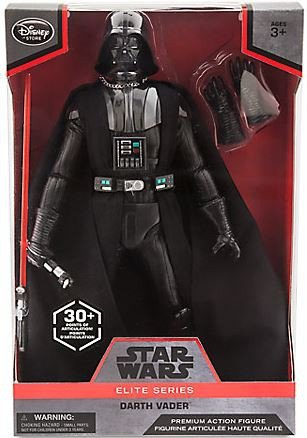 Star Wars Elite Series Darth Vader Premium Action Figure 10 Inch ()