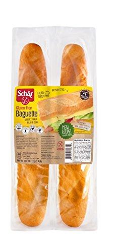 Dr Gluten Free Schar (Dr Schar Baguettes (Baquettes) Gluten Free, 12.3oz, Pack of 3)