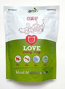 Ami Cat - alimento para gato vegano, 12 x 300 g, paquete de oferta