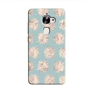 Cover It Up - Silver Star Pale Blue Le 2 Hard Case