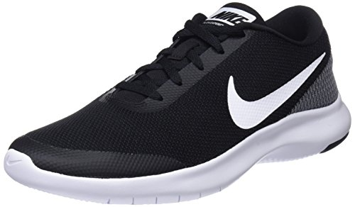 Nike Men's Flex Experience RN 7 Running Shoe Black/White Size 11 M US