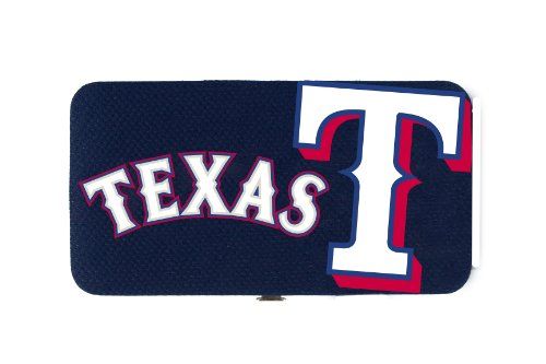 MLB Texas Rangers Shell Mesh Wallet