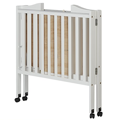 Amazon.com : Dream On Me 2 In 1 Lightweight Folding Portable Stationary  Side Crib : Porta Crib : Baby