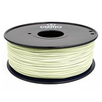 Gizmo Dorks de 1,75 mm ABS Filamento 1 KG/2.2lb para 3d impresoras ...