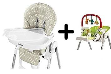Groovy Amazon Com Peg Perego Usa Prima Pappa Zero 3 High Chair Bralicious Painted Fabric Chair Ideas Braliciousco