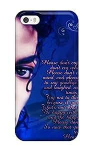 SCmjDNE7665XlEGr CaseyKBrown Michael Jackson Durable Iphone 5/5s Tpu Flexible Soft Case