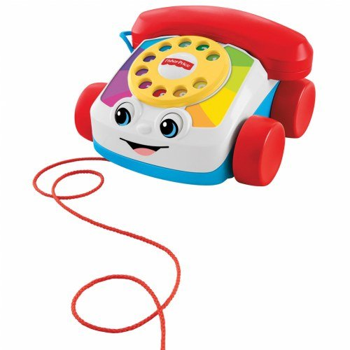 Fisher-Price Chatter Telephone [Newest Version] (Chatter Phone)