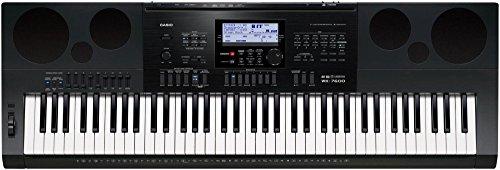 Casio WK7600 76-Key Workstation Keyboard with Power Supply