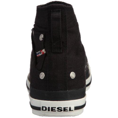 Diesel MAGNETE EXPOSURE W - sneaker Damen Hohe Sneakers Schwarz (H0144)