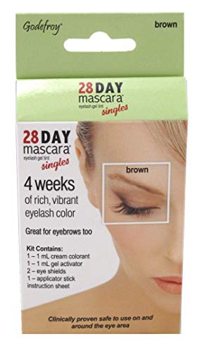 Godefroy Mascara Single Brown Pieces product image