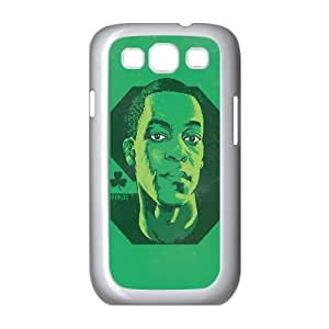 Samsung Galaxy S3 9300 Cell Phone Case White_Rajon Rondo Edijh