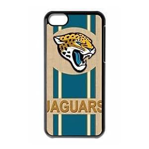 iPhone 5C Phone Case Black Jacksonville Jaguars JFL237758