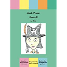 Patch Pirates - A personalizable Food Book (English Edition)