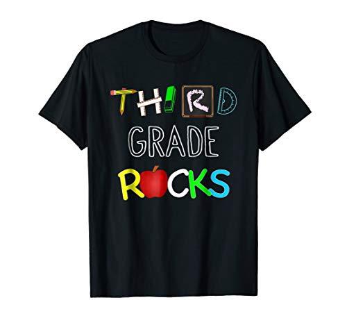 Third Grade Rocks Teacher and Pupil ()