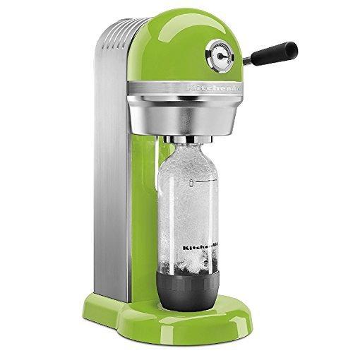 KitchenAid KSS1121GA Sparkling Beverage Maker, Green Apple