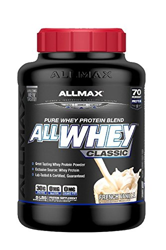 ALLMAX ALLWHEY CLASSIC Protein Amazing product image