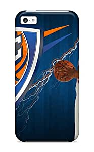 Lisa Rooss's Shop Best oklahoma city thunder basketball nba NBA Sports & Colleges colorful iPhone 5c cases 1512606K418700120