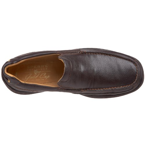 Sperry Top-sider Gold Lux Gore Twin Marron Foncé