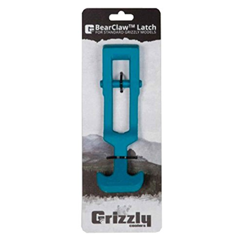 Grizzly Coolers Bear Claw Latch, Teal