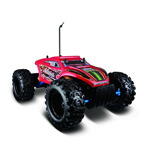 Maisto R/C 27 Mhz (3-Channel) Rock Crawler Extreme Radio Control Vehicle (Colors May Vary) from Maisto