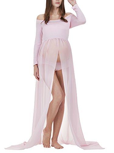 JL Store Maternity Chiffon Photography product image