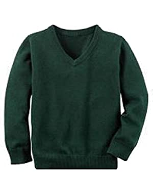 Carter's Baby Boys V-Neck Sweater - (Size - 24 Months)