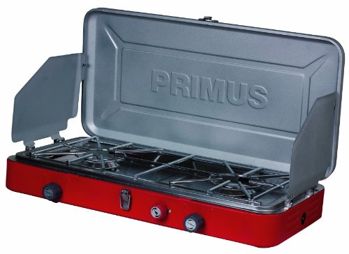 Primus Profile Propane 2 Burner Stove, Outdoor Stuffs