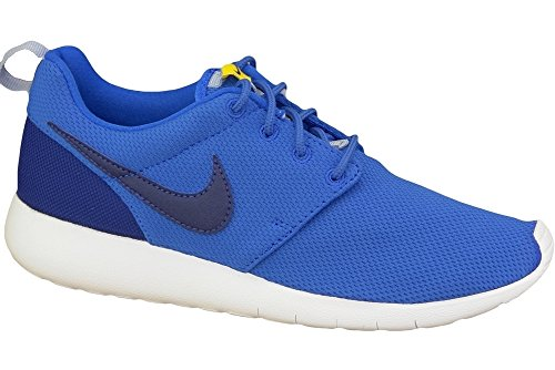 NIKE Roshe One GS - 599728417 - Color Blue - Size: 5.5 by NIKE