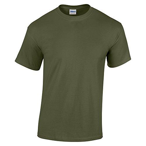 (Gildan Men's Heavy Cotton T-Shirt )