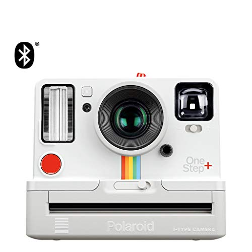 Polaroid Originals OneStep+ White (9015) Bluetooth Connected Instant Film Camera (The Best Polaroid Camera 2019)