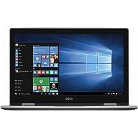 Newest Dell Inspiron 7000 Series 15.6 inch 2-in-1 Touchscreen FHD Flagship High Performance Laptop | Intel 7th i7-7500U | 12GB | 512GB SSD | Backlit Keyboard | MaxxAudio | Windows 10 | Gray