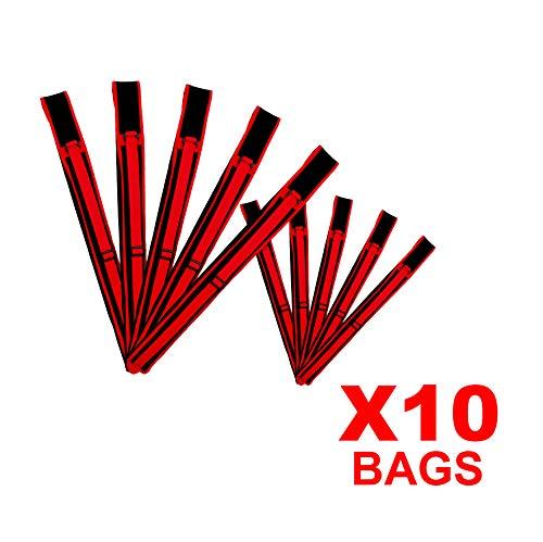 "PROWIN CORP X10 Escrima (Kali, Arnis) Stick Carrying Bag Canvas Case 28"" Long, Adjustable Shoulder Strap"