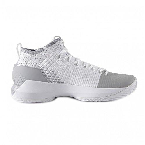 Under Heat Basketball Armour Chaussures Ua Seeker Blanc Homme De BwrzqBgFx