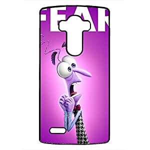 Cartoon Inside Out Fear Phone Case Cover for jor22 LG G4 Hard Case