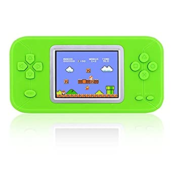 EDTara Handheld Game Console Portable Classic Video Games Pre-loaded 246 Retro Games with Color Screen for Birthday Kids Children